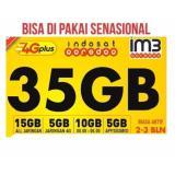 Jual Kartu Perdana Internet Indosat 35Gb Indosat Freedom Combo Online