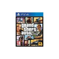 KASET PS4 - GRAND THEFT AUTO V (GTA 5)