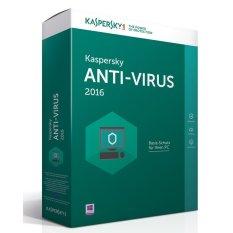 Tips Beli Kaspersky Antivirus 1 User 2016 Yang Bagus