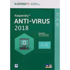 Spesifikasi Kaspersky Antivirus Tech Titan 3 Pcs 2018 1 Tahun Kaspersky Terbaru