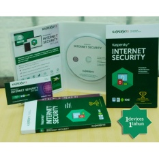 Kaspersky Internet Security 2018 1 Pc 1 Tahun Kaspersky Diskon 50