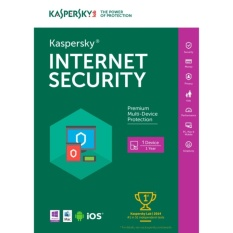 Kaspersky Internet Security 2019 1 Pc 1 Tahun (kis) By Hit-Comp Cell.