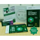 Spesifikasi Kaspersky Internet Security 2018 3 Pc 1 Tahun Online