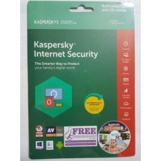 Kaspersky Internet Security / KIS 2018 - 1Pc 1User / 1 Pc User