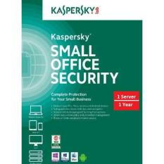 Kaspersky Small Office Security For 1 Server (No Client)
