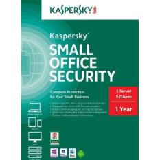 Kaspersky Small Office Security V.5 for 1 Server 5 Clients