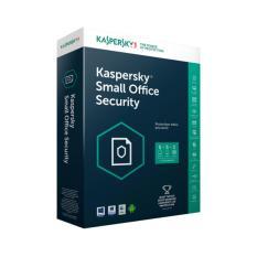 Kaspersky Small Office Security V.5  untuk  5 Clients 1 Server