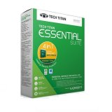 Toko Kaspersky Tech Titan Essential Suite Anti Virus 2016 3 User Online Indonesia