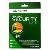 Beli Kaspersky Techtitan Security Suite 1Device 2017 Murah Di Indonesia