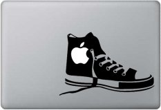Situs Review Katze Decal Sticker Sneakers Macbook Hitam