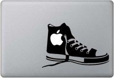 Jual Katze Decal Sticker Sneakers Macbook Hitam Katze Decal Di Dki Jakarta