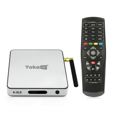 KB2 Smart Android 6.0 TV Box Amlogic S912 Octa-core 64 Bit 2GB / 32GB VP9 H.265 UHD 4K Mini PC 2.4G & 5G Wi-Fi 1000M LAN Air - intl