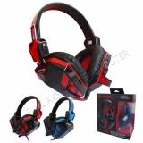 Harga Keenion Headset Gaming Kos 8199 Merah Keenion