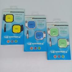 Keenion Headset sport KDM-E020 - Orange