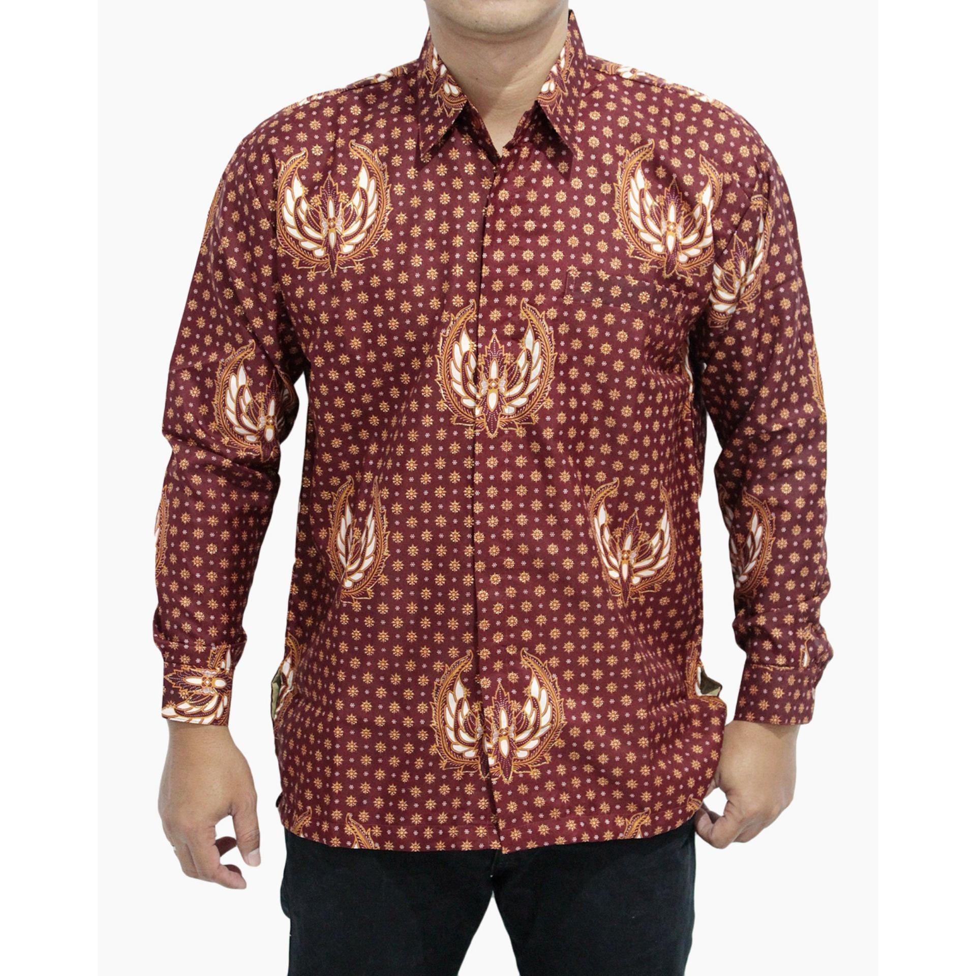 Review Kemeja Batik 1245 Batik Nandhut