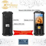 Model Ken Mobile R 7710 Dual Sim Baterai 2500Mah Garansi Resmi 1 Tahun Terbaru