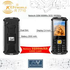 Jual Ken Mobile R 7710 Dual Sim Baterai 2500Mah Garansi Resmi 1 Tahun Ken Online