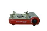 Harga Kenmaster Km 180D Kompor Gas Portable Stainless Merah Yg Bagus