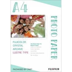 Spesifikasi Kertas Foto Satin Luster Fujifilm A4 Lengkap