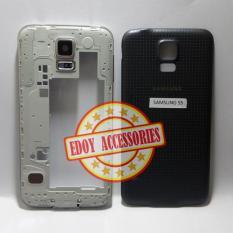 Kesing Samsung Galaxy S5 G900 G900F G900G G900H Chasing Casing Original Fullset