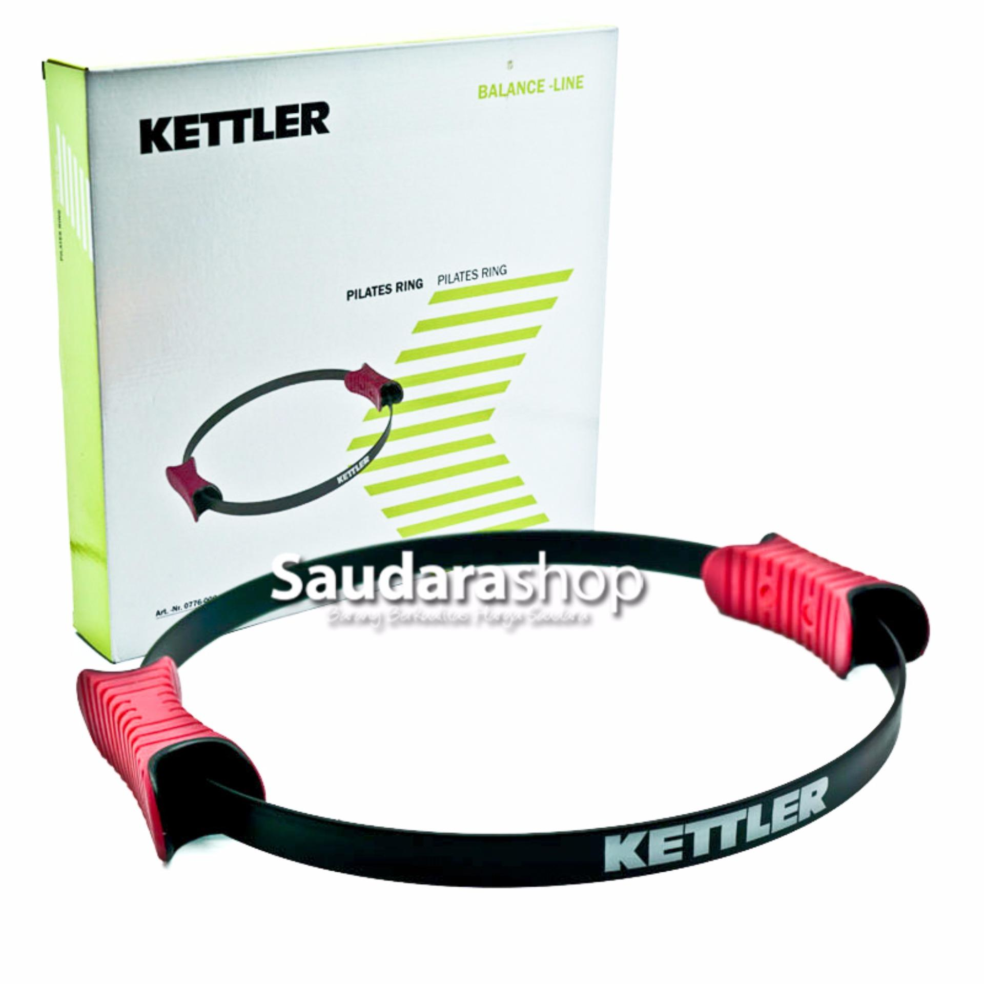 Kettler 0776 Pilates Ring Yoga Ring Pilates Murah