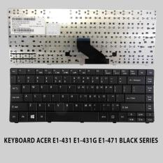 Keyboard Acer Aspire E1-421 E1-431 E1-451 E1-471 - Black