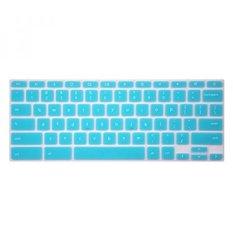 Keyboard Cover untuk ACER Chromebook CB3-131 CB3-431 CB3-531 CB3-532 CB5-132T CP5-471 CB5-571 CB3-431 C910 Terbaru Acer Premium R11 (Hot Biru) -Intl