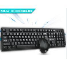 Keyboard Dan Mouse Wireless Murah Promo Jeqang JW-8300 / Keyboard Wireless Murah