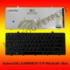 Keyboard DELL ALIENWARE M11X R1 With Backlit - Black