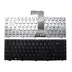 Keyboard DELL Inspiron 14R N4050 N4040 N4110 M4040 M4110 - Hitam
