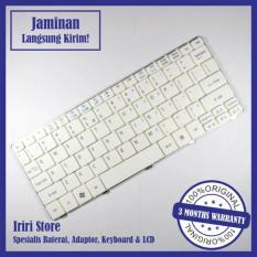 Keyboard Laptop Acer AO532H D255 D257 AO255 AO257 D260 D270 Putih ORI