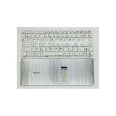 Keyboard Laptop Asus A43 A43E A43U A43SJ K43 X43U A44H A42 Frame PUTIH