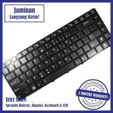 Keyboard Laptop Asus A43 A43E A43U A43SJ K43 X43U A44H A42 Hitam ORI