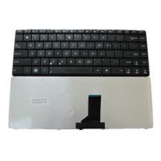 Keyboard Laptop Asus X45 X45A X45C Series - Hitam
