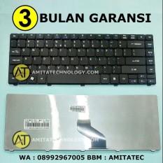 Keyboard Laptop ORIGINAL Acer 4736 4738 4739 4740 4741 4745 4750 4752 4253 3810 4551