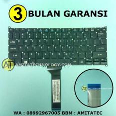 Keyboard Laptop ORIGINAL Acer V5-121 V5-122P V5-132P E3-111 E11-111 BACKLIGHT