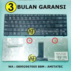 Amita - Keyboard Laptop ORIGINAL Asus A42 K42 A43 K43 N82 UL30 X42J (Baut)
