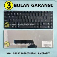 Keyboard Laptop ORIGINAL Asus K40 K40I K40IJ K40IN K401 K401J K401N
