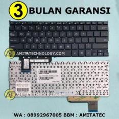 Keyboard Laptop ORIGINAL Asus X201 X201E X202 S200 S200E Q200 Hitam