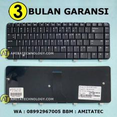Amita - Keyboard Laptop ORIGINAL HP Compaq CQ40 CQ41 CQ45 DV4