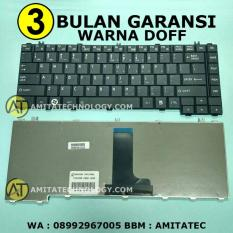 Keyboard Laptop ORIGINAL Toshiba C600 C640 C645 L630 L645 L735 L745 Doff