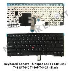 Keyboard  Lenovo Thinkpad E431 E440 L440  T431S T440 T440P Black