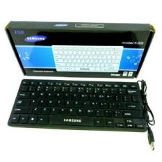 Keyboard Mini External Samsung USB Cable / Kabel USB Portable Key Mini Samsung Laptop Computer PC