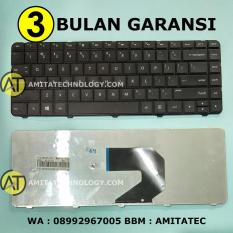 Keyboard Laptop ORIGINAL HP Compaq CQ43 CQ430 Pavilion G4 G6 HP 1000 HP 435