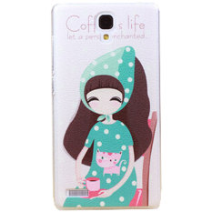 Kimi For Xiaomi Redmi Note Custom Design Gambar Lucu Unik Cantik Stylish Nice Back Case - 017
