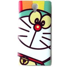 Kimi For Xiaomi Redmi Note Customize Premium Alumor Casing Expose Light Fluz Back Case - 006 - Multicolor