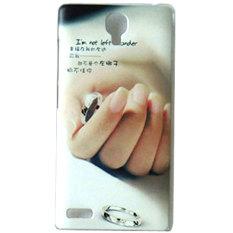Kimi For Xiaomi Redmi Note Happening Series Premium Funky Groove Murah Bagus Thin Back Case - 008