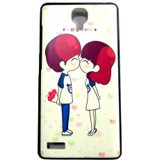 Kimi For Xiaomi Redmi Note Happening Series Premium Funky Groove Murah Bagus Thin Back Case - 026