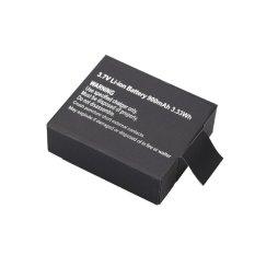 KINcam Battery 900 Mah For Action Camera Kincam Pro 1 - 2 - 3 Kogan Onix Bcare Sjcam