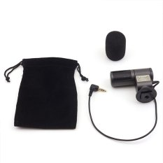 KING SG-107 Professional Gun-type Microphone for Camera DV Camcorder - intl